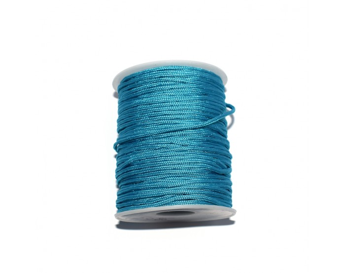 Paracorde 2,5 mm turquoise x1 m